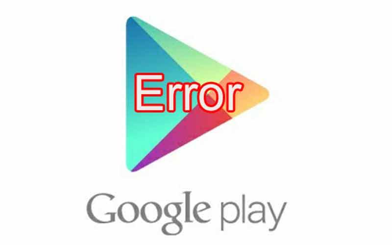Error: Autenticación obligatoria debes iniciar sesión en tu cuenta de Google