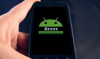 Se ha detenido el proceso com.google.process.gapps Android