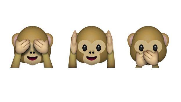 Significado emoticones whatsapp monito