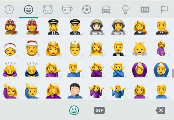 significado emoticones whatsapp