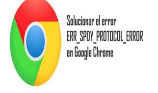 Error: ERR_SPDY_PROTOCOL_ERROR