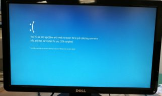 Error Thread Stuck in Device Driver
